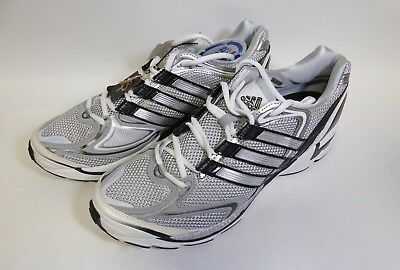 8aaa3f5b9 ADIDAS SUPERNOVA SEQUENCE RUNNING SHOES MEN WHITE CHROME SZ 13 3W Wide