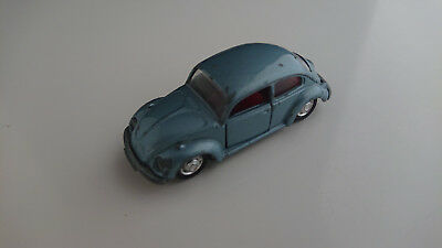 Schuco 1:66 No. 818 Vw 1302 S Käfer Blaugraumetallic