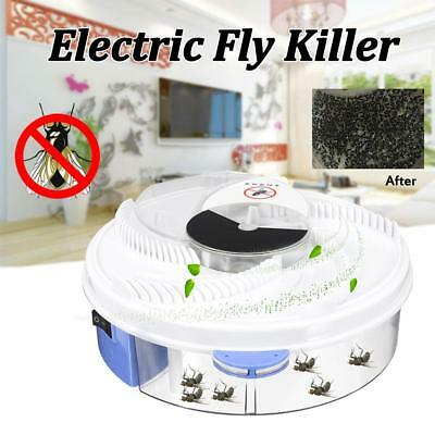 USB Electric Pest Control Automatic Flycatcher Fly Trap Mosquito Catcher Killer
