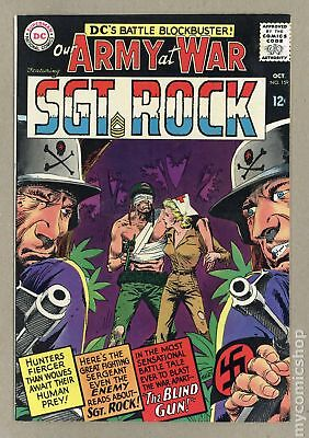 Our Army at War #159 1965 FN/VF 7.0