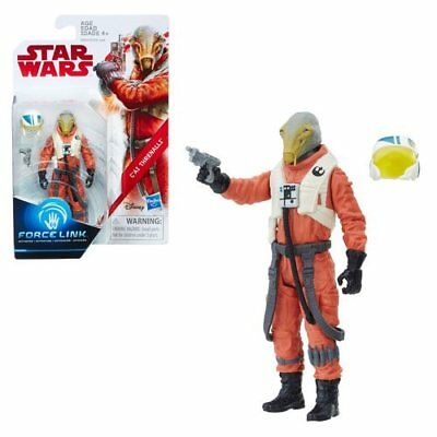 "Star Wars: The Last Jedi C'ai Threnalli 3.75"" Exclusive Figure - *In Stock* MOC"