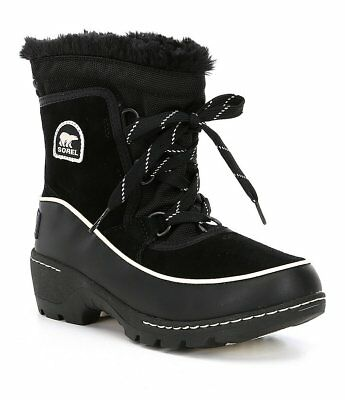 1760601 052 Sorel Girls/' Tivoli III Boots Quarry//Reef