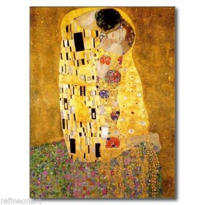 "CHENPAT653 100% hand painted abstract modern ""lover"" oil painting art on canvas"