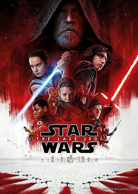 Star Wars: Episode VIII -The Last Jedi (DVD,2018) Brand NEW, FREE SHIPPING USA!!