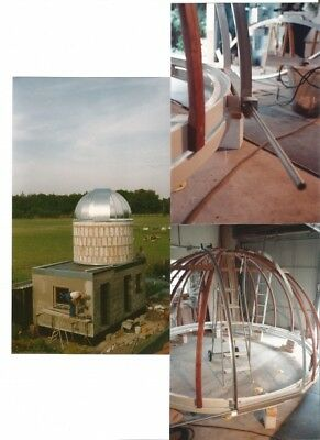10 6/12ft High Quality Astronomical Motorized Beobachtungskuppel