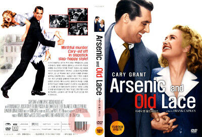Arsenic And Old Lace (1944) - Frank Capra, Cary Grant DVD NEW