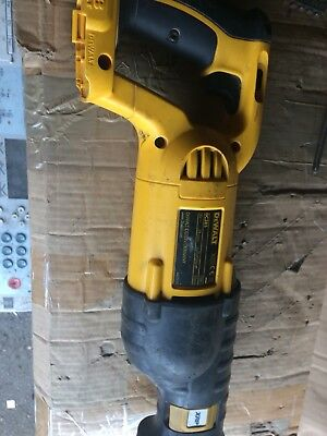 DEWALT DC385 18v XRP RECIPROCATING SAW body only great condition