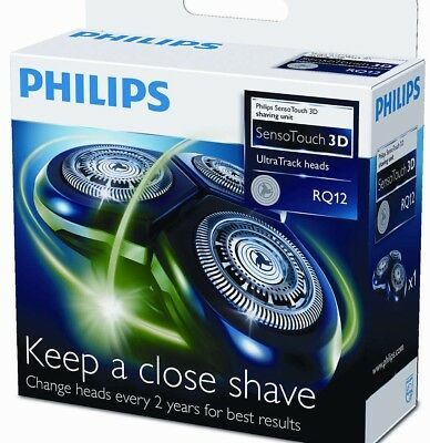 New Replacement Shaver Head for Philips RQ12+ S5000 RQ10 RQ11 SH90/52 SH70 RQ12