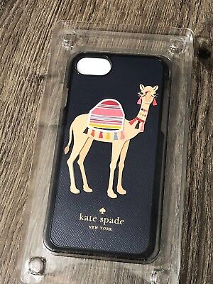 official photos b8144 e7db5 KATE SPADE CAMEL March iPhone 7 Case - $24.00 | PicClick