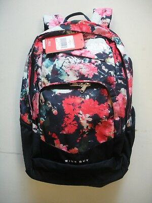 7aff56e03 THE NORTH FACE Wise Guy Backpack -Daypack- #chh9- Atomic Print Floral  Print/navy