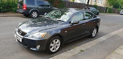 Lexus IS 220D ONLY 2 OWNERS, CREAM LEATHER, FULLY LOADED, SAT NAV+REVERSE CAMERA