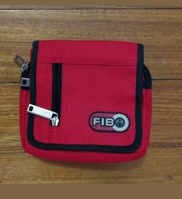 Fibo Waist Bag Red Or Blue Or Black You Choose Your Prefered Colour