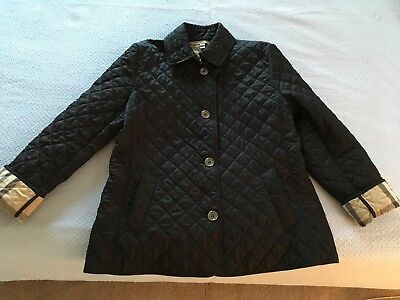 Auth Burberry Brit Women S Signature Diamond Quilted Jacket