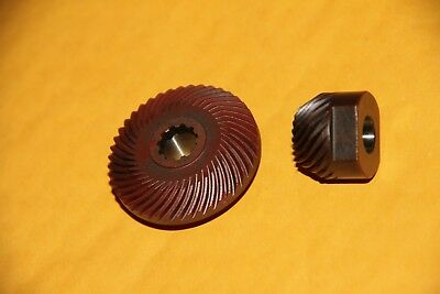 NEW OEM ingersoll rand extended angle grinder bevel gear set 77a-a552