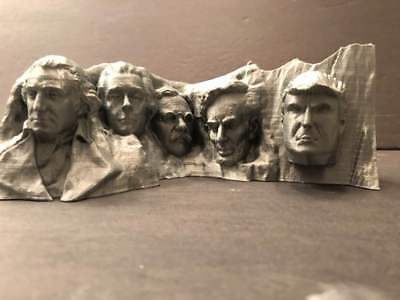 Donald Trump Mount Rushmore 3D Printed Large