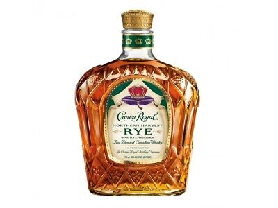 Whisky Crown Royal Northern Harvest Rye 45º 1L