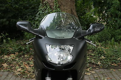 smoked LED front indicators signals Honda CBR 1100 XX Blackbird SC35 with DRL
