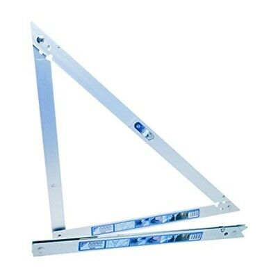 Hilka 75400348 48-inch Pro Craft Multi-square - Folding Square Aluminium