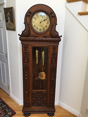 East Berlin German Grandfather Clock  pre 1966
