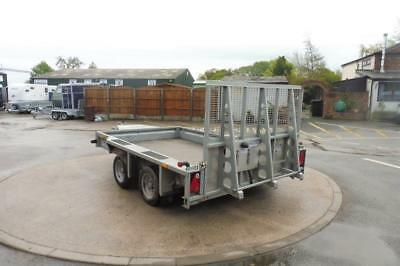 Used Ifor Williams GX106-Twin Axle - 3500kg - 2017