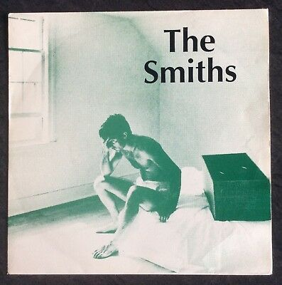 """The Smiths William It Was Really Nothing Mega Rare Sweden NCB 7"""" PS Indie"""