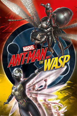 One Sheet PP34384-427 Maxi Poster 61cm x 91.5cm Ant-Man and The Wasp