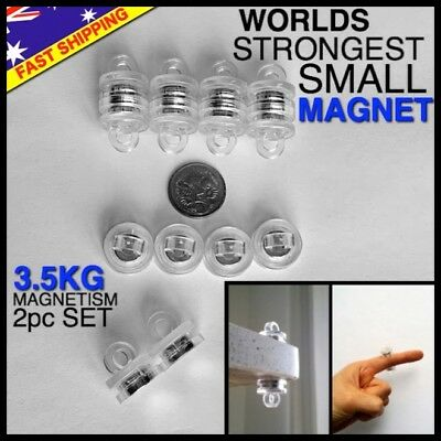 Magnets Super Strong Neodymium Rare Earth Industrial Worlds Strongest Sml Magnet