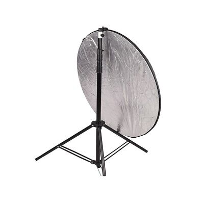 Studio Photography Background and Reflector Holder Vertical Clip Clamp
