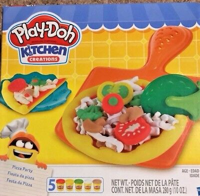 Play Doh Kitchen Set 7 50 Picclick