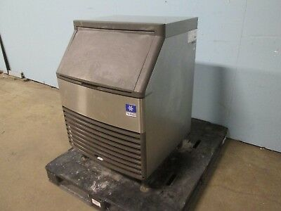 """""""MANITOWOC QY0134A"""" HD COMMERCIAL 140lbs AIR COOLED UNDER COUNTER ICE CUBE MAKER"""