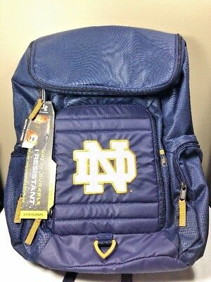 ebff78f420c1 UNDER ARMOUR STORM VX2-UNDENIABLE XL Backpack Notre Dame Fighting Irish Bag  NWT