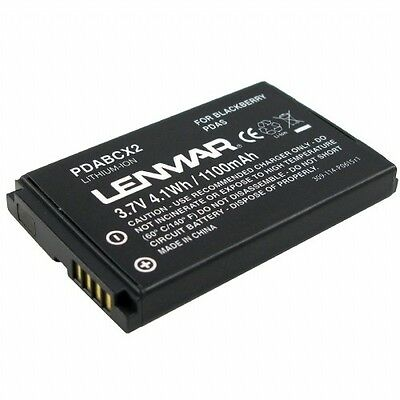 PDABCX2 BlackBerry PDA Replacement Battery (Lithium Ion) #3298759