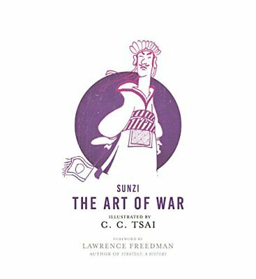 The Illustrated Library of Chinese Classics: The Art of War-Brian Bruya, Lawrenc