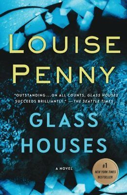 Chief Inspector Gamache Novel: Glass Houses 13-Louise Penny