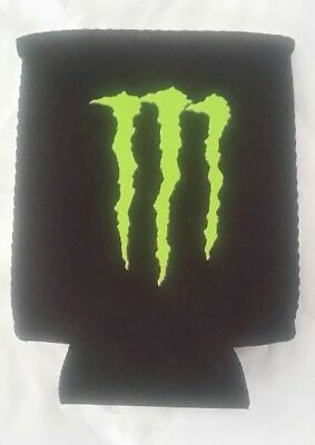 Monster Energy Drink Logo Claw Koozie Can Cooler