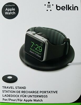 NEW Belkin Apple Watch Travel Charging Stand for Apple Watch Series 1 and 2