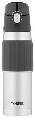 Thermos Vacuum Insulated 18-Ounce Stainless Steel Hydration Bottle, 5 Colors