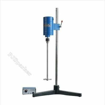 Digital Overhead Stirrer Lab Scientific Instrument 100-2500RPM 100L New AM500 ft