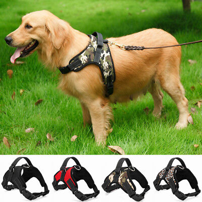 K9 Dogs Harness Collars High quality Vest Dog Training Harness dog accessories