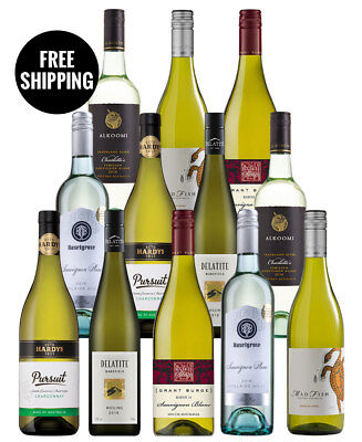 Red Star Halliday Whites Dozen (12 Bottles)