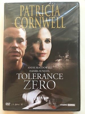 Patricia Cornwell : Tolerance zero DVD NEUF SOUS BLISTER Andie MacDowell