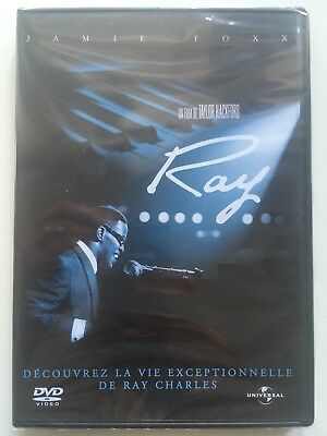 Ray DVD NEUF SOUS BLISTER Biopic Ray Charles
