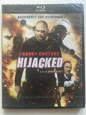 Hijacked BLU RAY NEUF SOUS BLISTER Randy Couture
