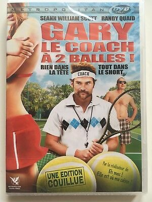 Gary le coach à 2 balles DVD NEUF SOUS BLISTER Seann William Scott - Randy Quaid