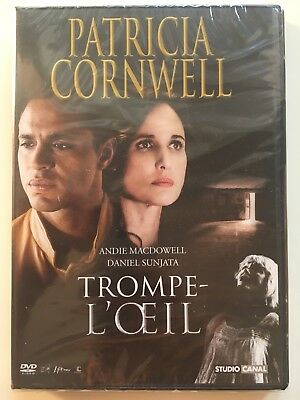 Patricia Cornwell : Trompe l'oeil DVD NEUF SOUS BLISTER Andie MacDowell