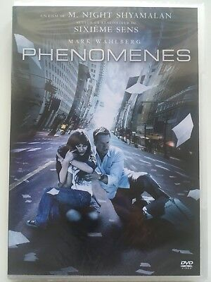 Phenomenes DVD NEUF SOUS BLISTER Mark Wahlberg - Zooey Deschanel