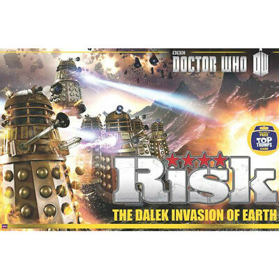 Risk Doctor Who The Dalek Invasion of Earth