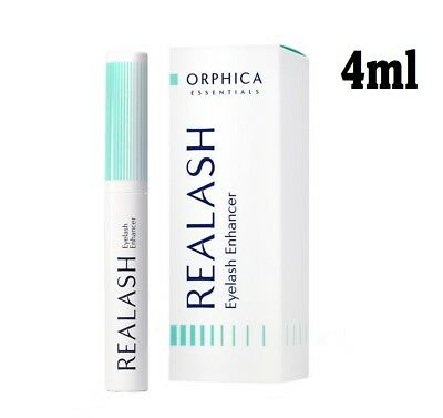 ORPHICA REALASH Eyelash Enhancer Conditioner SERUM Wimpernserum 4ml PROMOTION