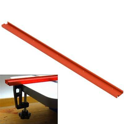 1Pc 600/800mm T-slot T-tracks Miter Track Jig Fixture Slot Tool for Router Table