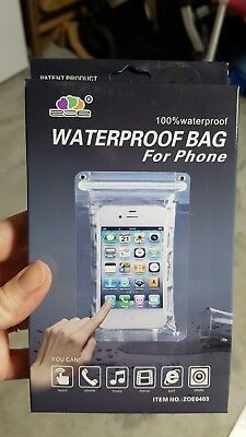 BULK LOT - NEW WATERPROOF mobile tablet ipad covers -over 300pcs